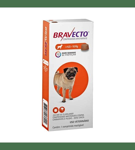 Bravecto 4,5-10kgs