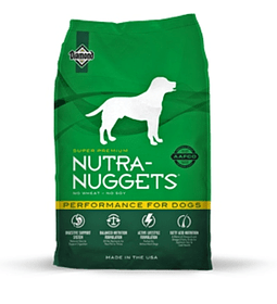 Nutra Nuggets Performance 15kgs
