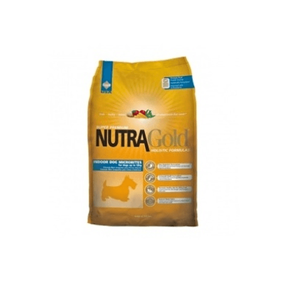 Nutra Gold Canino Adulto Microbite 7.5kgs