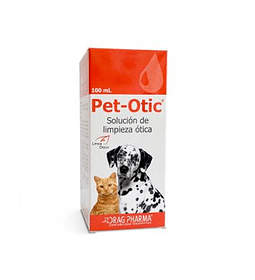 Pet Otic 100ml