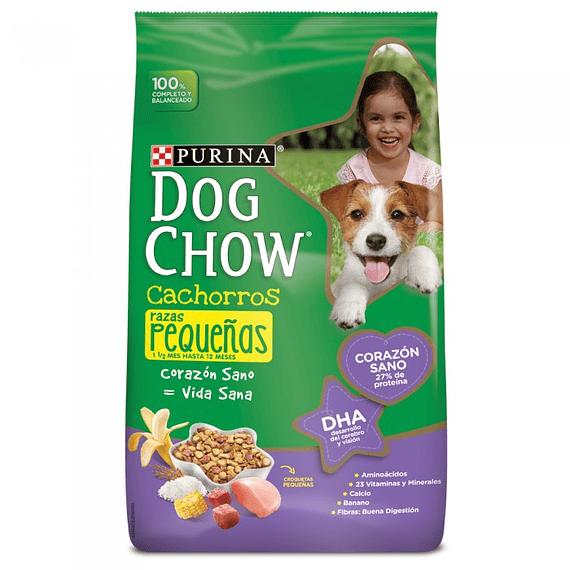 Dog Chow Cachorro Raza Pequeña 3kgs