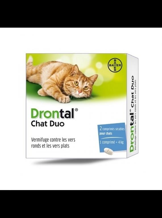Drontal Cats 2un.