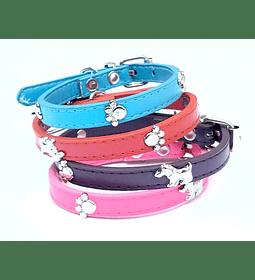 Collar Flúor Patitas XL