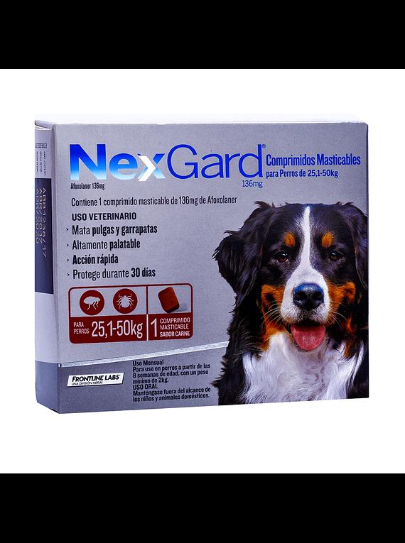 Nexgard 26-50kgs
