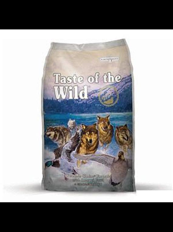 Taste Of the Wild Adulto Wetland 12.2k (Pato)