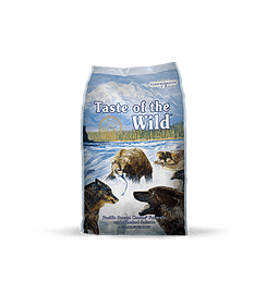 Taste Of the Wild Pacific Stream 2kgs (Salmón ahumado)