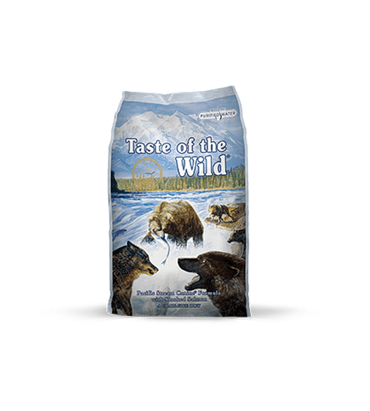 Taste Of the Wild Pacific Stream 2kgs (Salmón ahumado)