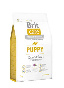 Brit Care Puppy Cordero & Arroz 3k
