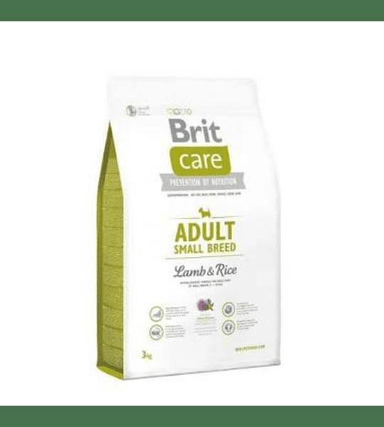 Brit Care Adulto Small 3kgs.