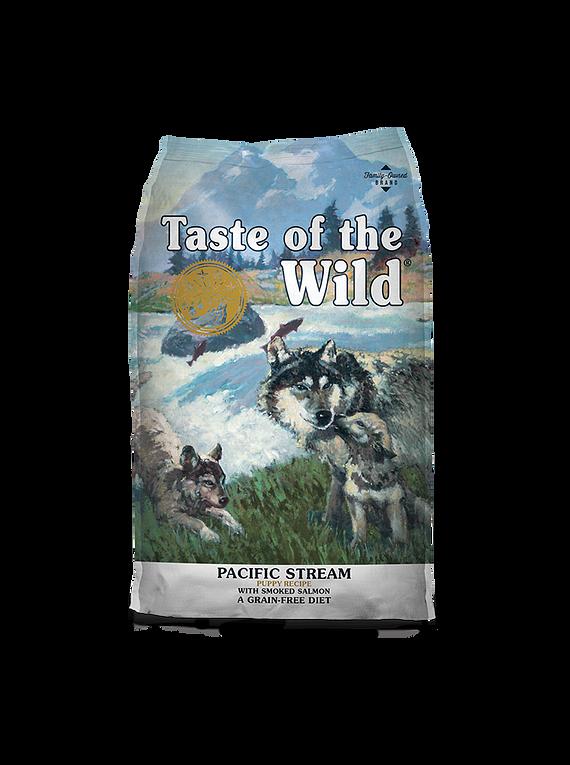 Taste of the Wild Puppy Pacific Stream 2kgs (Salmón)
