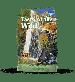 Taste of the Wild Felino Venado&Salmón ahumado 6.6K