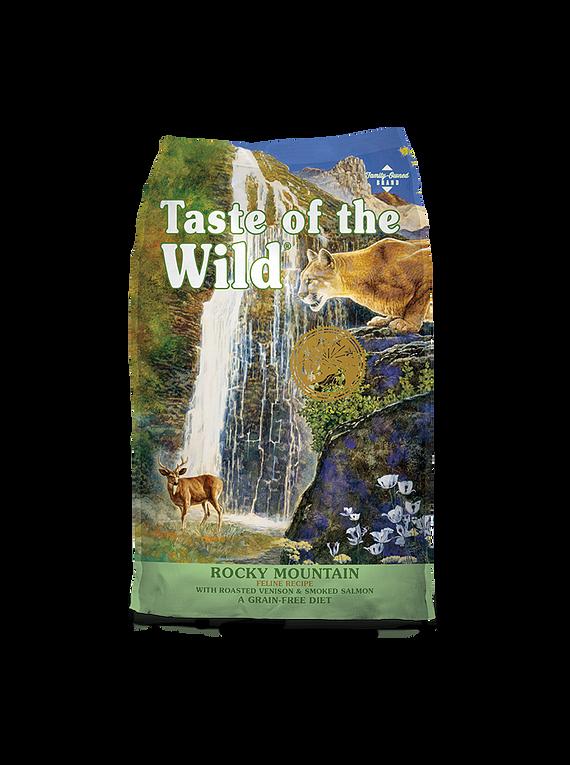 Taste of the Wild Felino Venado&Salmón ahumado 2k