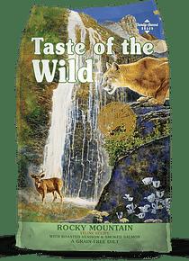 Taste of the Wild Felino Venado&Salmón ahumado 7k