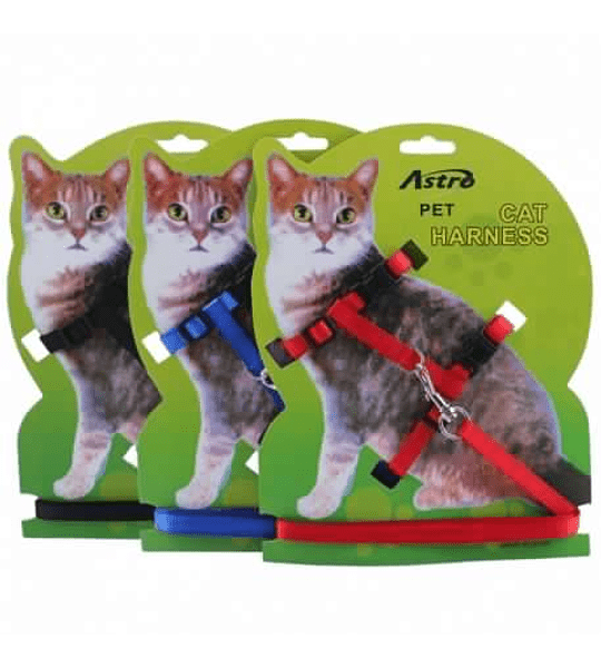 Arnés Gato Color