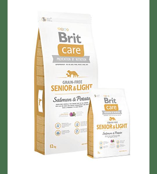 Brit Care Senior & Light 3kgs