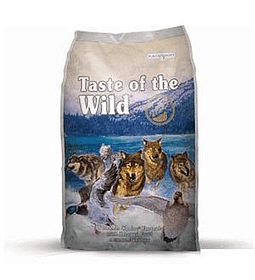 Taste Of the Wild Adulto Wetland 2k (Pato)