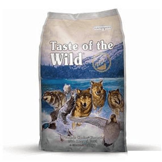 Taste Of the Wild Adulto Wetland 5.5k (Pato) tow