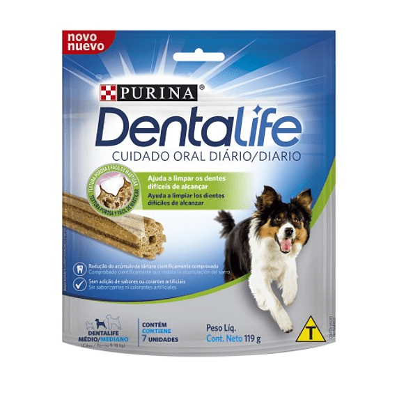 DentaLife Mediano 51grs 7un