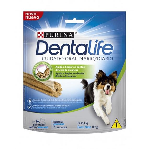 DentaLife Perro Mediano 51grs 7un