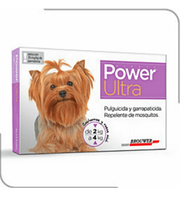 Power Ultra Pipeta 2-4 kgs