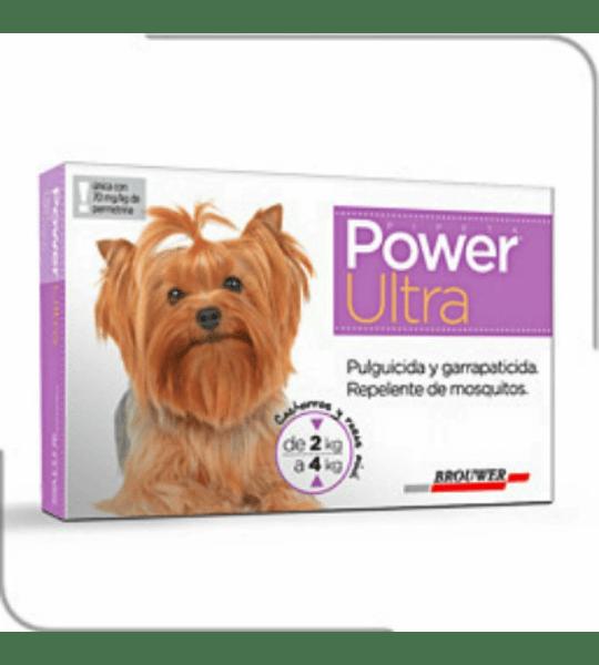 Power Ultra Pipeta 02-04 kgs