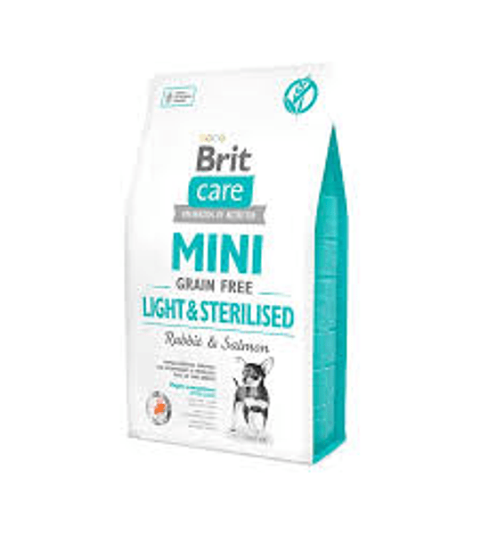 Brit Care Light&Sterilized 2kgs
