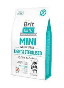 Brit Care Light&Sterilized 2kgs