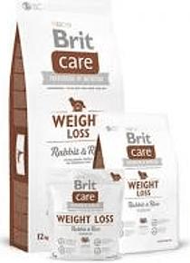Brit Care Weight Loss Conejo 12kgs