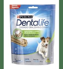 Dentalife Perro Chico 42grs 7un