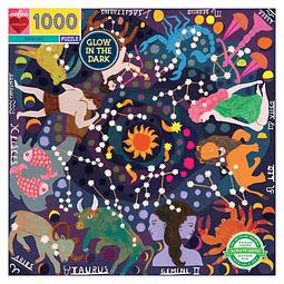 Zodiaco | Puzzle Eeboo 1000 Piezas