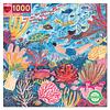 Arrecife de Coral | Puzzle Eeboo 1000 Piezas