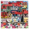 Pueblo Caprichoso   Puzzle Eeboo 1000 Piezas
