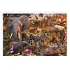 Animales Africanos   Puzzle Ravensburger 3000 Piezas