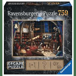 El Observatorio | Escape Puzzle Ravensburger 759 Piezas