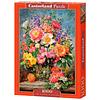 Flores de Junio en resplandor | Puzzle Castorland 1000 Piezas