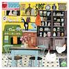 Gallinas en la Cocina | Puzzle Eeboo 1000 Piezas