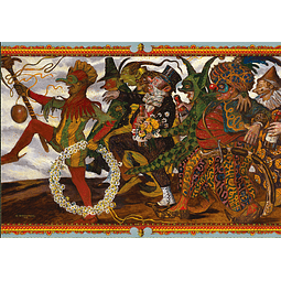 Carnival Parade | Puzzle Art & Fable 500 Piezas