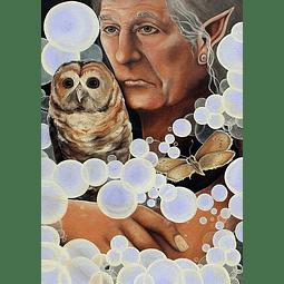 Watcher, Protector | Puzzle Art & Fable 500 Piezas