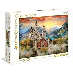 Neuschwanstein | Puzzle Clementoni 2000 Piezas
