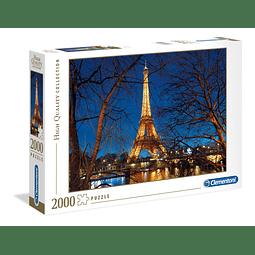Paris | Puzzle Clementoni 2000 Piezas