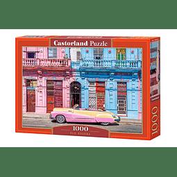 Habana Vieja | Puzzle Castorland 1000 Piezas