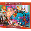 Cachorros Traviesos   Puzzle Castorland 1000 Piezas