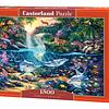 Jungla Paraíso | Puzzle Castorland 1500 Piezas