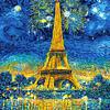 Celebración en París | Puzzle Castorland 1500 Piezas