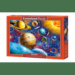 Odisea del sistema solar | Puzzle Castorland 1000 Piezas