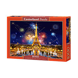 Glamour de la Noche | Puzzle Castorland 1000 Piezas
