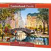 Caminata nocturna por el Central Park   Puzzle Castorland 1000 Piezas