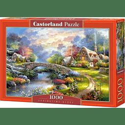 Gloria privameral | Puzzle Castorland 1000 Piezas