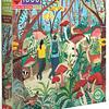 Caminata en el bosque | Puzzle Eeboo 1000 Piezas