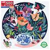 Naturaleza con Flores | Puzzle Eeboo 500 Piezas